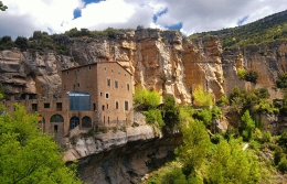The territory surrounding this XII-century monastery will become a protected park
